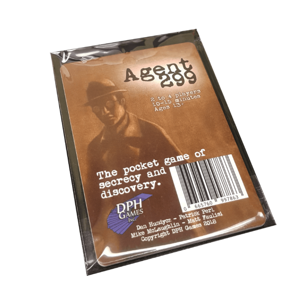 Agent 299 cards