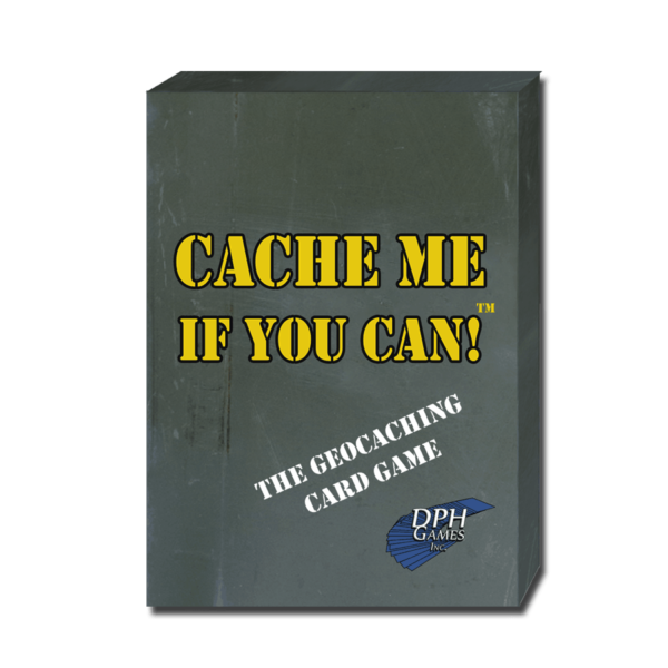 Cache Me If You Can card box