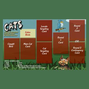 Cats Play Mats