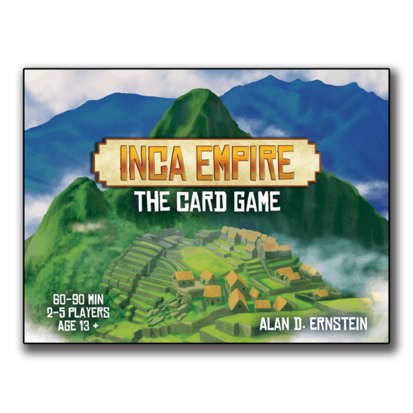 Inca Empire Box