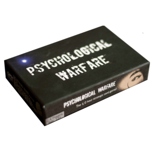 Psychological Warfare Game Box