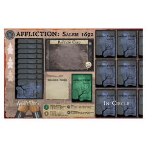 Affliction Salem Play mat