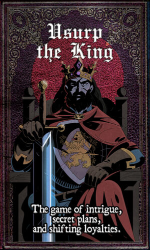 Usurp the King Cover