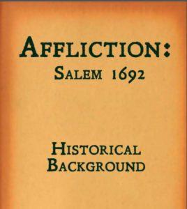 Salem Historical booklet