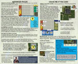 Geocaching Rulebook